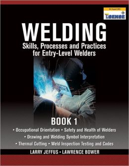 Welding Skills, Processes and Practices for Entry-Level Welders: Book 1