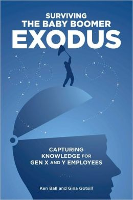 Surviving the Baby Boomer Exodus: Capturing Knowledge for Gen X and Y Employees