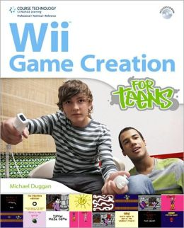 Wii Game Creation for Teens