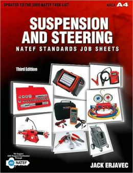 NATEF Standards Job Sheets Area A4