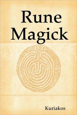 Rune Magick Kuriakos