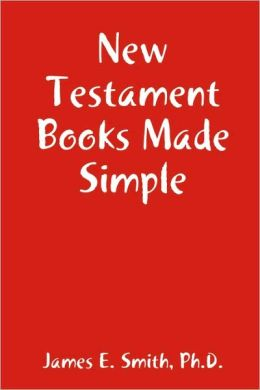 New Testament Books Made Simple