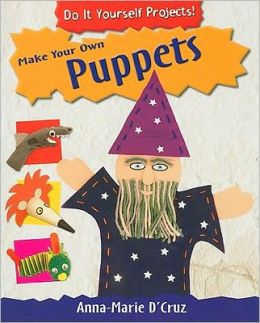 Make Your Own Puppets