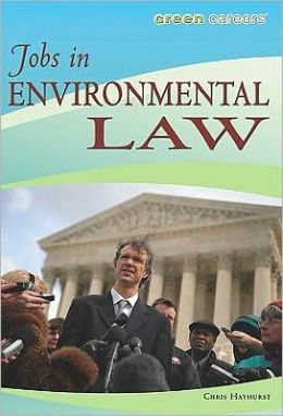 Jobs in Environmental Law