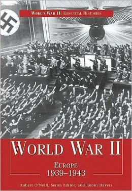 World War II: Europe, 1944-1945