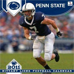 2011 Penn State Nittany Lions 12X12 Wall Calendar