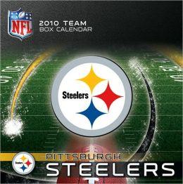 2011 Pittsburgh Steelers Box Calendar