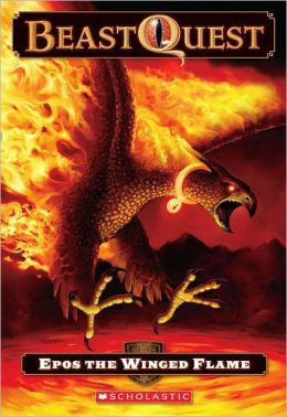 Epos: The Winged Flame (Beast Quest Series #6) (Turtleback School & Library Binding Edition)