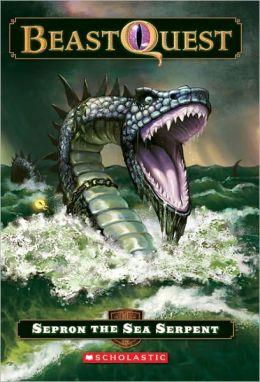 Sepron: The Sea Serpent (Turtleback School & Library Binding Edition)