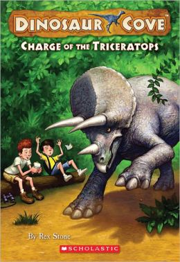 Charge Of The Triceratops (Turtleback School & Library Binding Edition)
