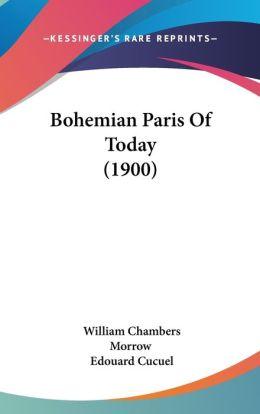 Bohemian Paris of Today