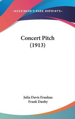 Concert Pitch