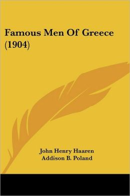 Famous Men of Greece (1904)