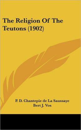 The Religion of the Teutons (1902)