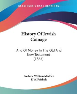 History Of Jewish Coinage