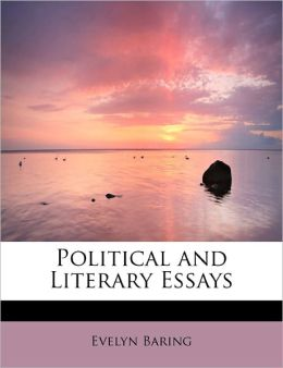 Political and Literary Essays