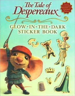 The Tale of Despereaux Glow-in-the-Dark Sticker Books