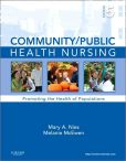 Book Cover Image. Title: Community/Public Health Nursing:  Promoting the Health of Populations, Author: Mary A. Nies