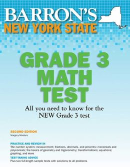 New York State Grade 3 Math Test