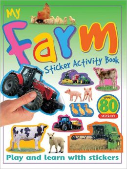 My Farm: Play and Learn with Stickers
