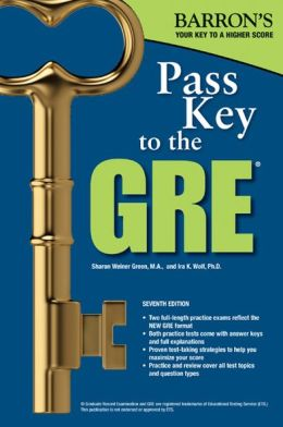 Pass Key to the GRE, 7th Edition