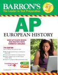 Book Cover Image. Title: Barron's AP European History, 7th Edition, Author: Seth A. Roberts