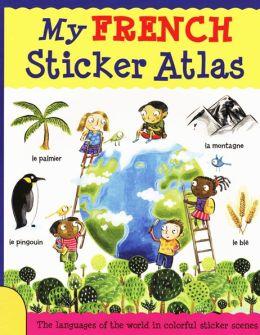 My French Sticker Atlas