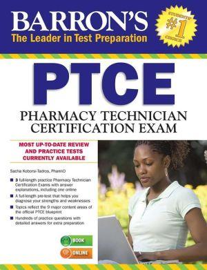 Barron's PTCE/Pharmacy Technician Certification Exam