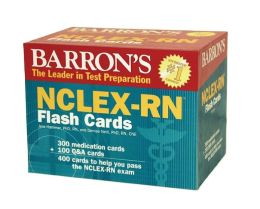 Barron's NCLEX-RN Flash Cards
