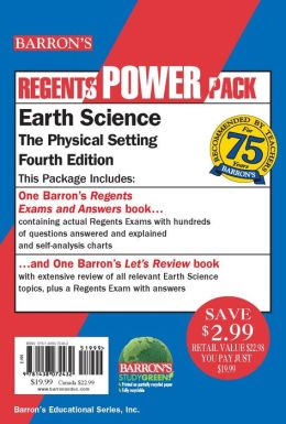Earth Science?The Physical Setting Power Pack
