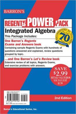 Integrated Algebra Power Pack