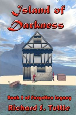 Island of Darkness: Volume 5 of Forgotten Legacy