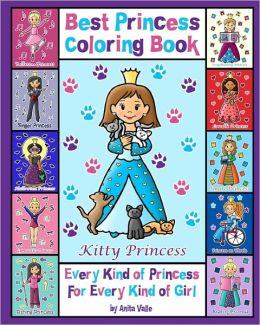 Best Princess Coloring Book Ever!