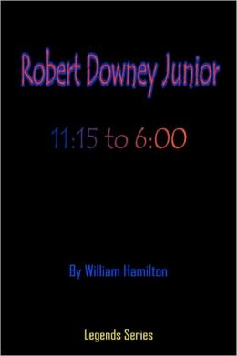 Robert Downey Jr: 11:15 To 6:00