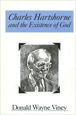 Charles Hartshorne and the Existence of God