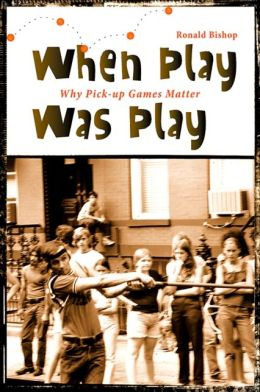 When Play Was Play: Why Pick-Up Games Matter