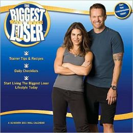 2011 The Biggest Loser Wall Calendar