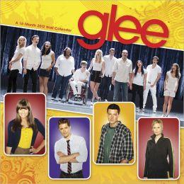 2012 Glee Wall Calendar
