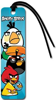 Angry Birds Group Premier Bookmark