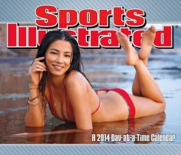 2014 Sports Illustrated Swimsuit Boxed Calendar