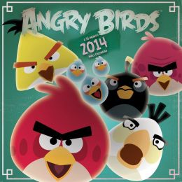 2014 Angry Birds Premium Wall