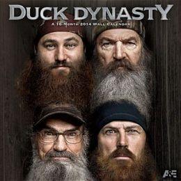 2014 Duck Dynasty Premium Wall