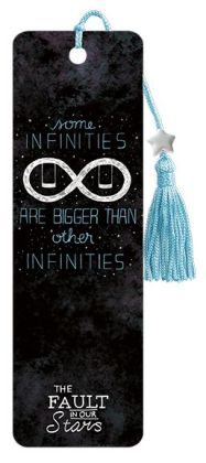 John Green The Fault In Our Stars Infinities - Premier Bookmark