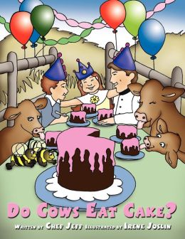 Do Cows Eat Cake?