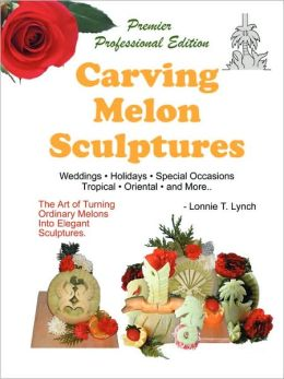 Carving Melon Sculptures: The Art of Turning Ordinary Melons into Elegant Sculptures