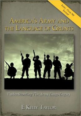 America's Army And The Language Of Grunts