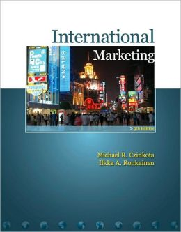 International Marketing (with InfoTrac )