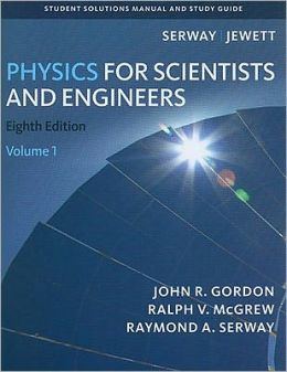 Physics For Scientists And Engineers 8th Edition Solutions