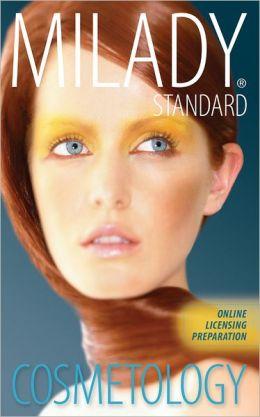 Milady Standard Cosmetology Passcode : Licensing Preparation