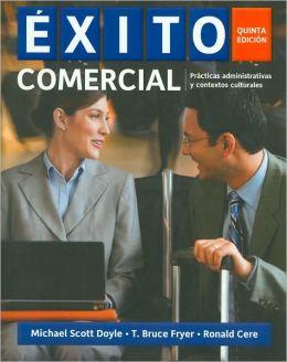 Exito comercial: Practicas Administrativas y Contextos Culturales
